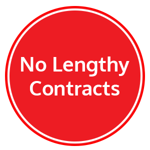 No Lengthy Office Cleaning Contracts
